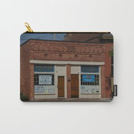 Wood Insurance Agency Carry-All Pouch