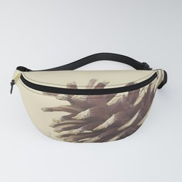 Pine cone Fanny Pack