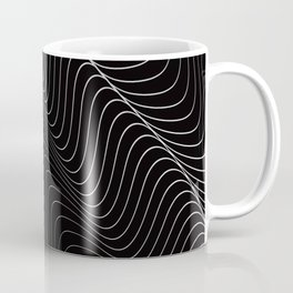 Minimal curves II Coffee Mug