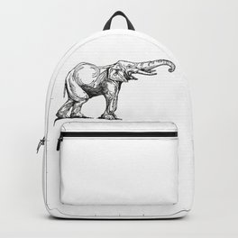 Elephant Elefante Backpack