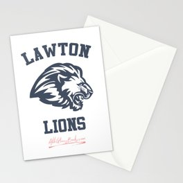 The Field Party - Lawton Lions Stationery Cards