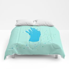 Playlist - Illustration Comforters