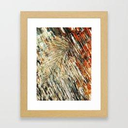 Native Storm Framed Art Print