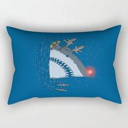 Rudolph Shark Rectangular Pillow