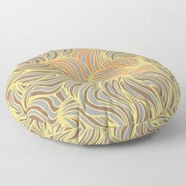 Precius Metals Floor Pillow