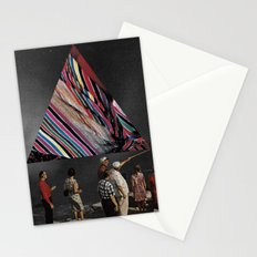 topological #1 Stationery Cards