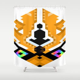 Inner Strength  Shower Curtain