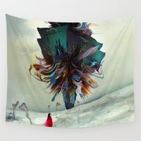 archan nair Wall Tapestries featuring Soh:adoe by Archan Nair