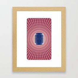 Musical 1 Framed Art Print