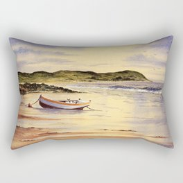 Mull Of Kintyre Scotland Rectangular Pillow