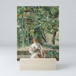 Emilio Sala Francés Abandoned Doll Mini Art Print