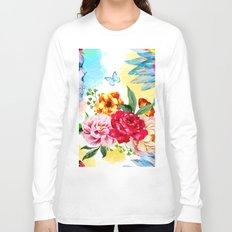 Skull Paradise Long Sleeve T-shirt