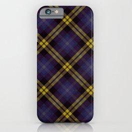 Scottish tartan #40 iPhone Case