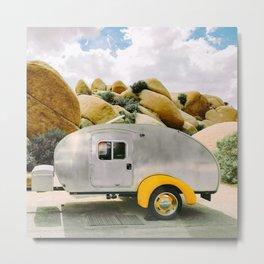 California Colors - JoshuaTree - v22 Metal Print