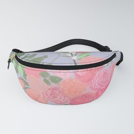 The Rose Party Fanny Pack