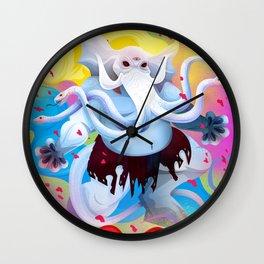 Gajasura Wall Clock