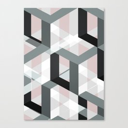 geometric 11 Canvas Print