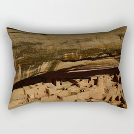Cliff House - Mesa Verde National Park, Colorado Rectangular Pillow