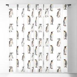 Penguin pattern Blackout Curtain