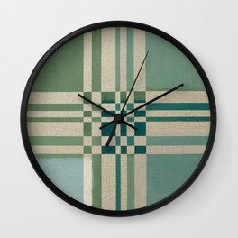 New Urban Intersections 01 Wall Clock
