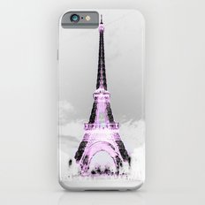 pariS Black & White + Lavender Slim Case iPhone 6s