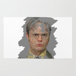 Dwight Schrute, The Office Rug