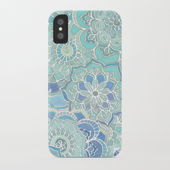 Flying West iPhone Case