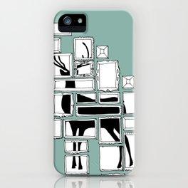 Hidden Deer iPhone Case