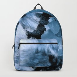 Crystal Blue Fantasy Backpack