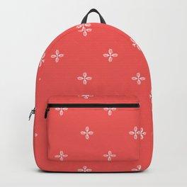 Classic organic motif cross Backpack