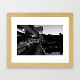 Fort Pitt Framed Art Print
