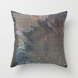 FRIĒ Throw Pillow