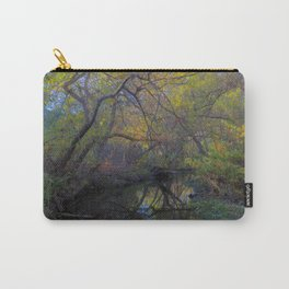 Following the Stream Carry-All Pouch