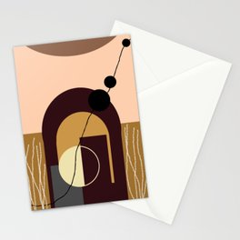 Printable Wall Art Abstract, Space Wall Art Minimalist, Geometric Art Print Modern, Bedroom Wall Art Stationery Cards