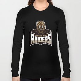 Tusken City Raiders - Tan Long Sleeve T-shirt