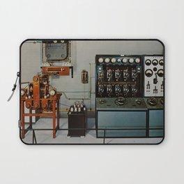 Vintage Comunication Laptop Sleeve