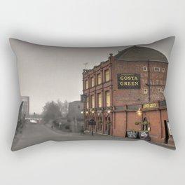 The Gosta Green Rectangular Pillow