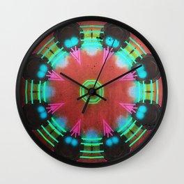 Melon-colie Wall Clock