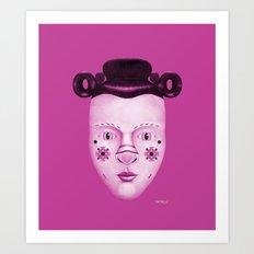 Sylvie Art Print