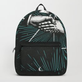 SCI-FI SILHOUETTE  Backpack