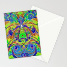 Ethnic Style G109 Stationery Cards