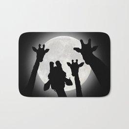 Moonlight Selfie Bath Mat