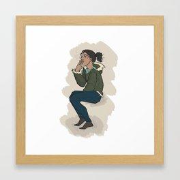Stoner John Laurens Framed Art Print