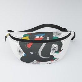 Joan Miro, La Melodie Acide, 1980 Artwork Reproduction, Women, Men, Youth, Prints, Posters, Bags, Ts Fanny Pack