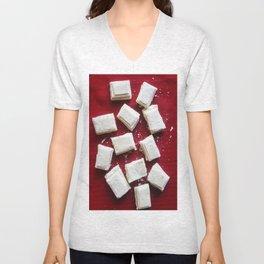 Creamy Chunks Unisex V-Neck