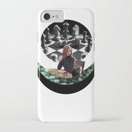 Queen Beth iPhone Case