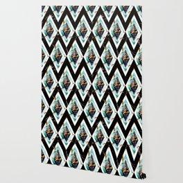 Art deco marble pattern 20s #homedecor Wallpaper