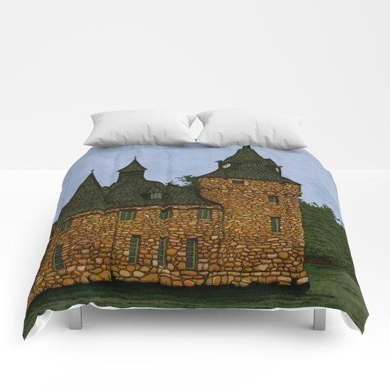 Jethro's Castle Comforters