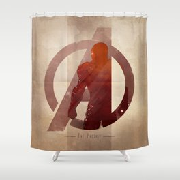 Avengers Assembled: The Prodigy Shower Curtain