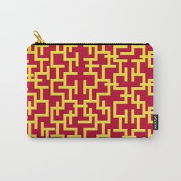 Colorful Maze II Carry-All Pouch